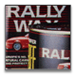 Johnson SC Rally Wax packaging design